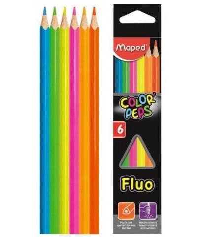 Lap Color Maped Fluo X 6