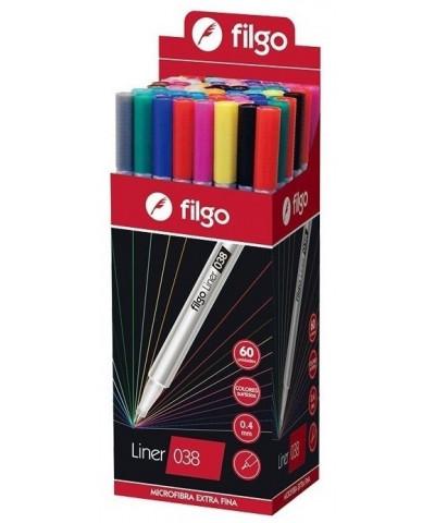 MICROFIBRA FILGO 038 NAT. 0.4 C/U