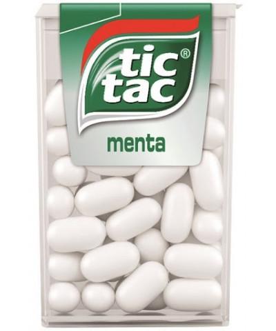 TIC TAC X 12 U. MENTA
