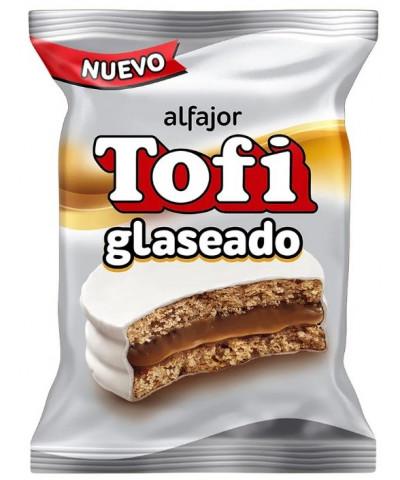 ALFAJOR TOFI 46 GR GLASE *C/U