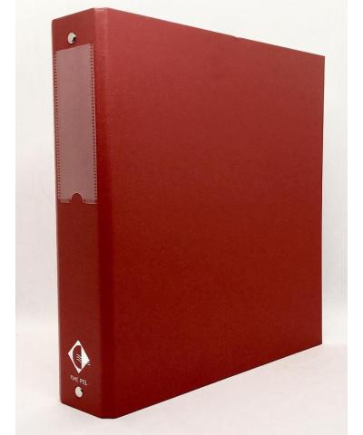 Carp 3x40 The Pel Pvc Rojo