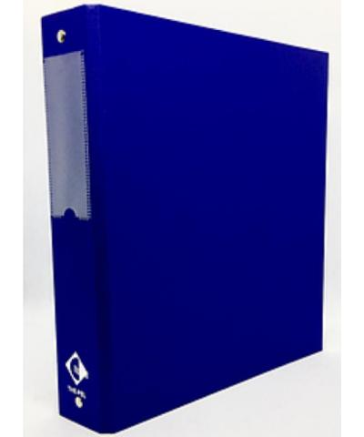Carp 3x40 The Pel Pvc Azul
