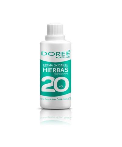 Agua Oxig Crema 20 Vol Hierbas