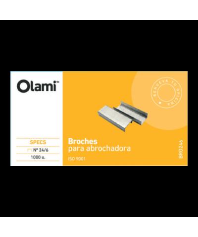 Broches Olami Nº24/6 *c/u