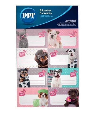 Rotulo Ppr Studio Pets