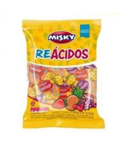 CARAMELO REACIDOS MISKY 826 GR