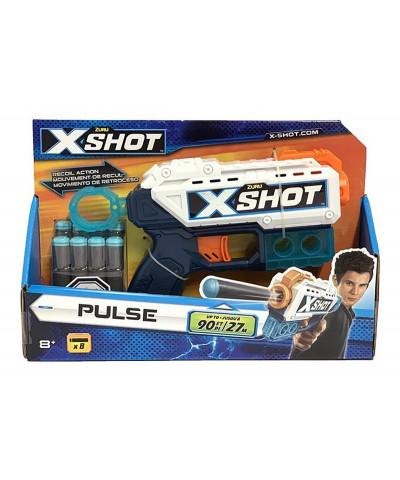 XSHOT PISTOLA PULSE RECOIL 27M