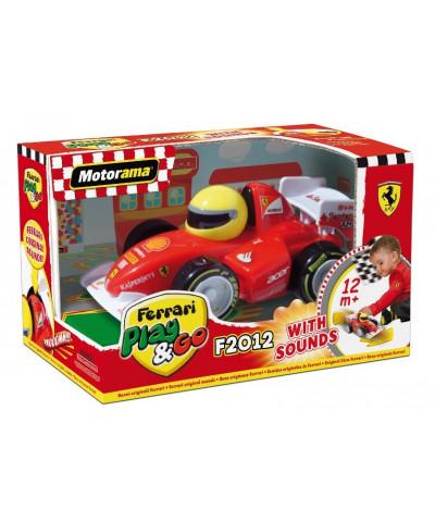 AUTO FERRARI F2012 CAJA WABRO