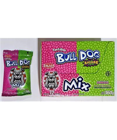 PAST BULL DOG X12 MIX SAND/MZA