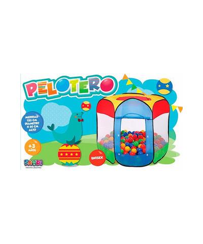 PELOTERO HEXAGON 110X100 FAYDI