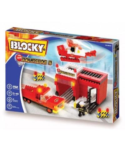 BLOCKY BOMBEROS 2 150PZ