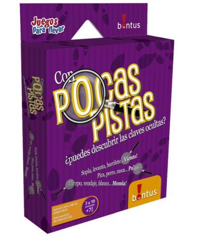 CON POCAS PISTAS BONTUS *