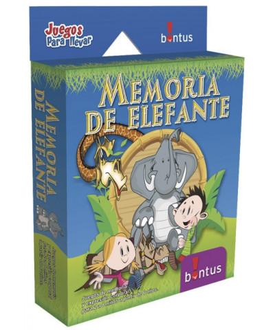 MEMORIA DE ELEFANTE BONTUS *