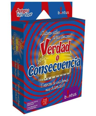 VERDAD O CONSECUENCIA BONTUS *