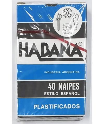 NAIPE HABANA *40 C.