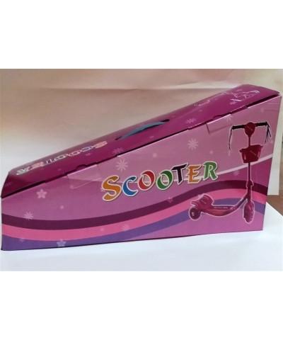 SCOOTER COLOUR 3 RUEDAS C/MUS