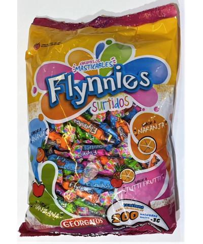 FLYNNIES SURTIDOS X 200 U   /