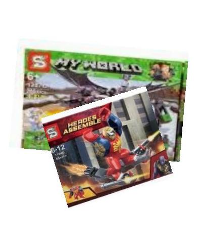 LEGO AVENGERS CAJA MEDIANA
