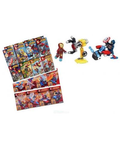 LEGO AVENGERS CAJA CHICA