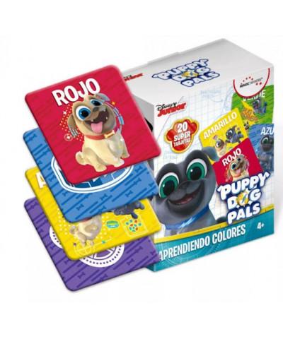 APRENDIENDO COLORES PUPY DOG