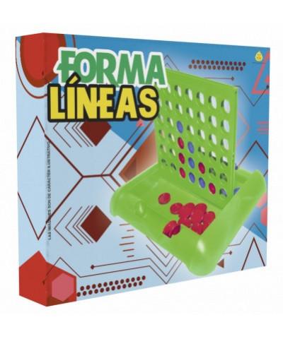 FORMA LINEAS YUYU