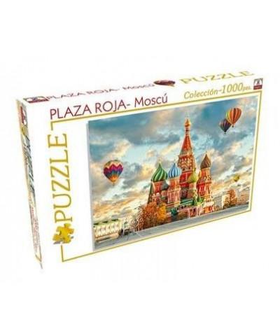 PUZZLE PLAZA MOSCU 1000 PIEZAS