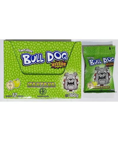PAST BULL DOG X 12 U.MANZANA