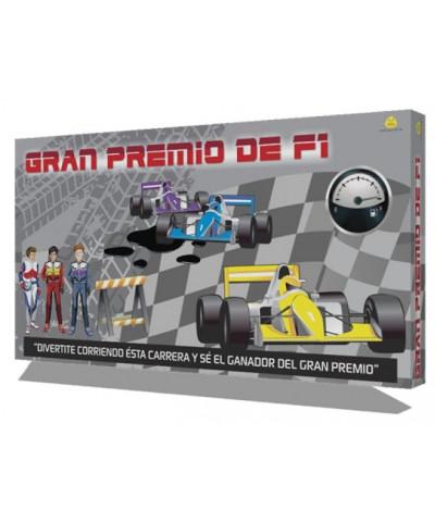 JUEGO GRAN PREMIO DE F1 YUYU