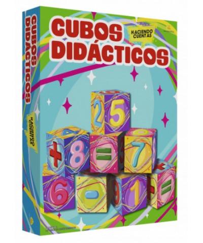 CUBO DIDACTICO CUENTAS YUYU /