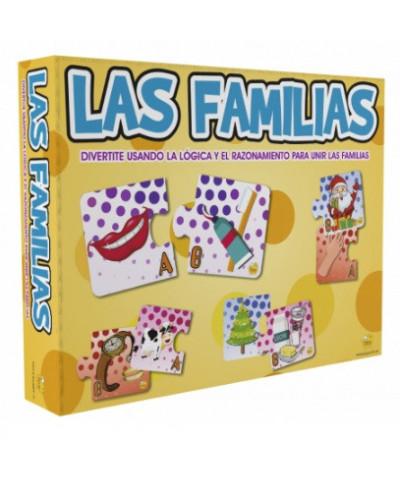 LAS FAMILIAS YUYU CAJA 345
