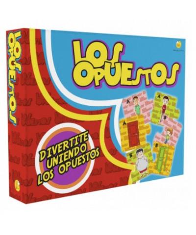 LOS OPUESTOS YUYU CAJA 352