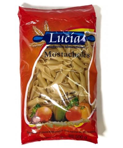 FIDEOS LUCIA 500GR MOSTACHOL