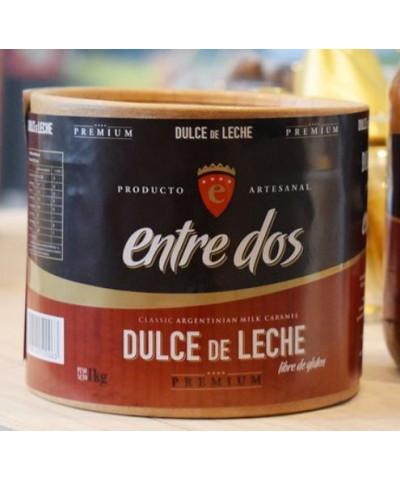 DULCE DE LECHE ENTRE DOS
