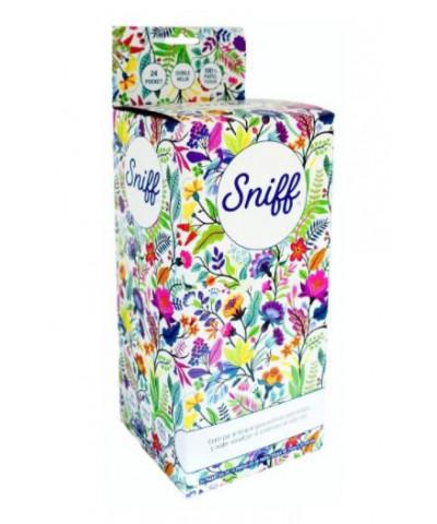 Pañuelos Descartables Sniff Caja 24 Paquetes de 10 u