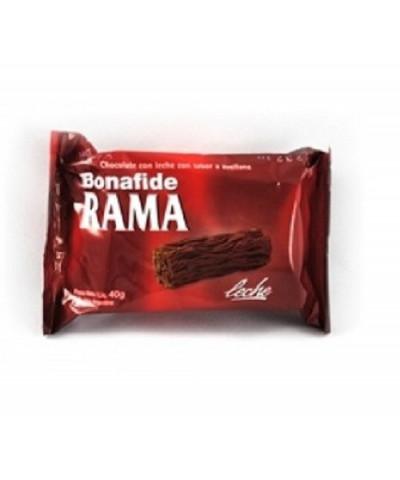 CHOC RAMA 40 GR.*C/U.  LECHE/