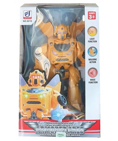 ROBOT ARMORED ARES CAJA 6019