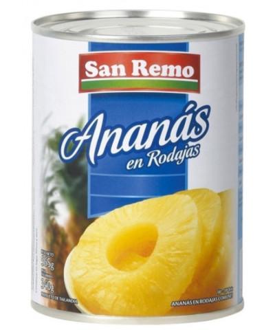 ANANA SAN REMO 850GRS RODAJAS