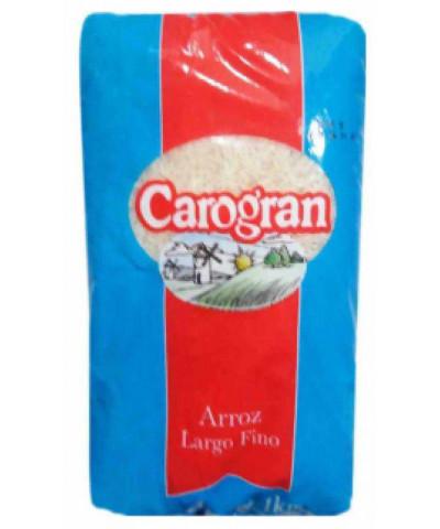 ARROZ CAROGRAN 500 GRS FINO