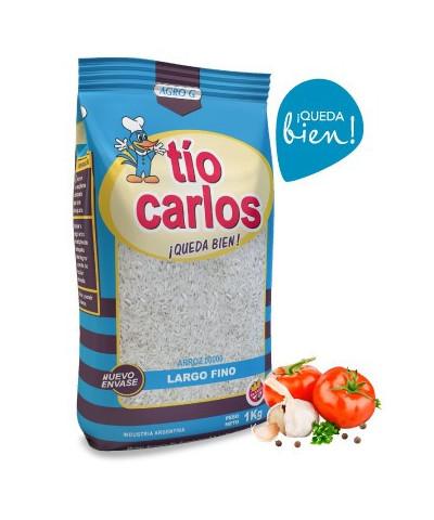 ARROZ TIO CARLOS 1 K FINO