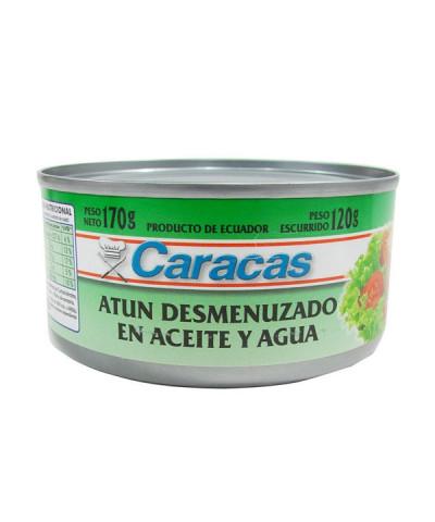 ATUN CARACAS 170G ACEITE