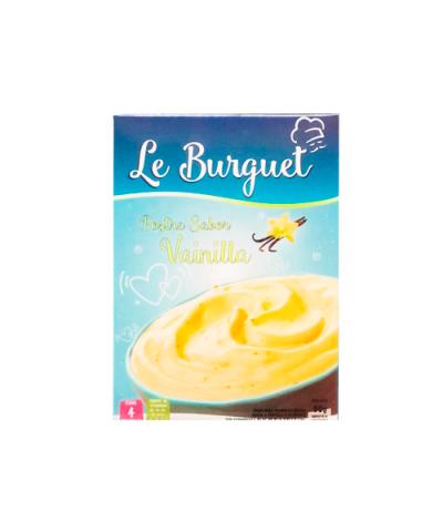 POSTRE LE BURGUET VAINILLA