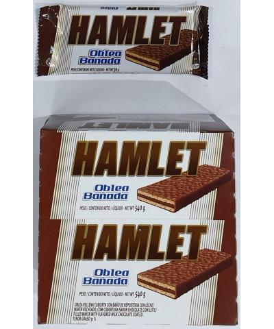 HAMLET OBLEA X 18