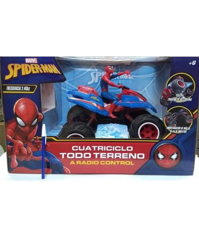 CUATRI R/C TODO TERR SPIDERMAN