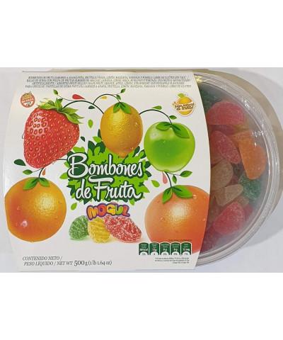BOMBON DE FRUTA MOGUL 500GR