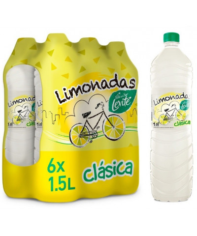 LEVITE 1,5 LT C/U LIMONADA