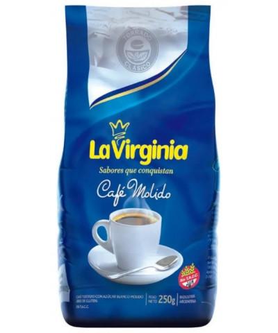CAFE LA VIRGINIA CLASICO 250 GR