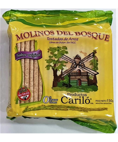 GALL ARROZ MOLINO DEL BOSQUE ORIGINAL*