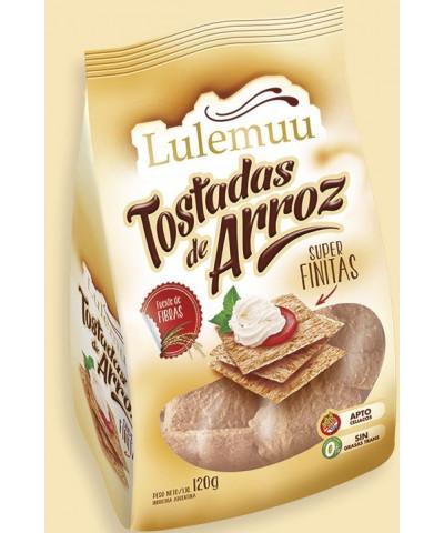 TOSTADAS LULEMUU