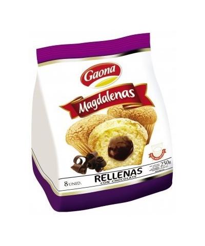 MAGDALENAS GAONA CHOCOL