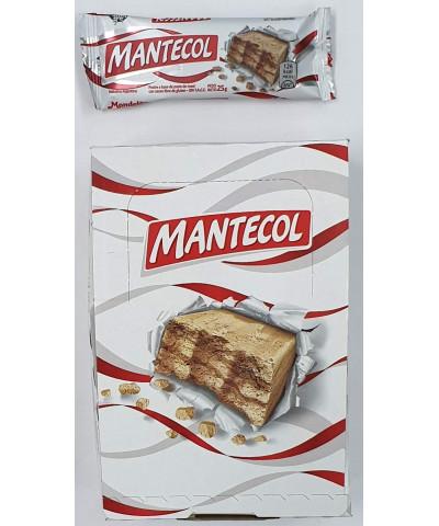 MANTECOL 25 GR X 16 U